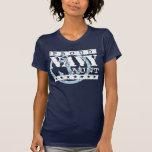 Proud Navy Aunt Shirts