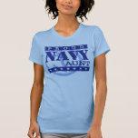 Proud Navy Aunt T Shirt