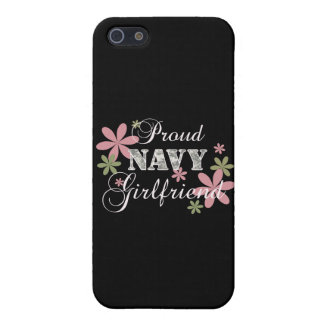 Proud Navy Girlfriend [fl c] iPhone 5/5S Covers