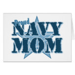Proud Navy Mum Card