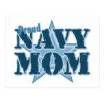 Proud Navy Mum Post Cards
