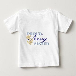 Proud Navy Sister Tees