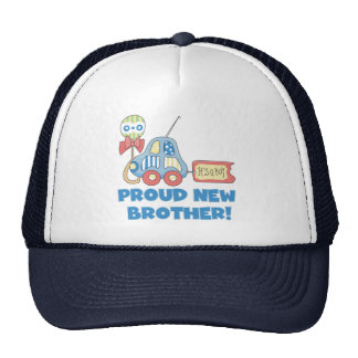 Proud New Brother-It's a Boy Cap