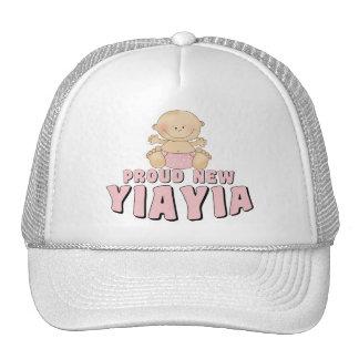 PROUD NEW YiaYia T-Shirt Cap