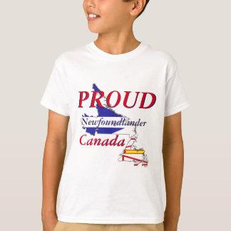 Proud Newfoundlander Newfoundland Canada T-Shirt