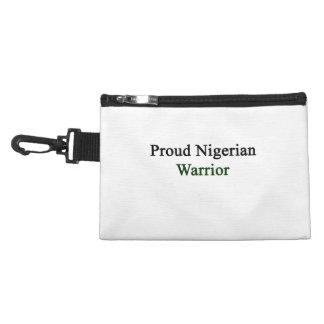 Proud Nigerian Warrior Accessories Bag