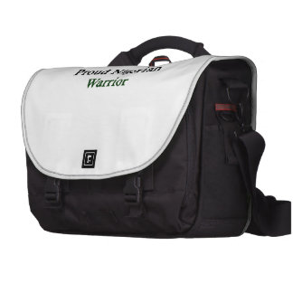 Proud Nigerian Warrior Laptop Bags