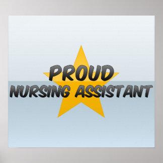 Proud Nursing Assistant Posters