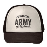 Proud of my ARMY girlfriend Cap