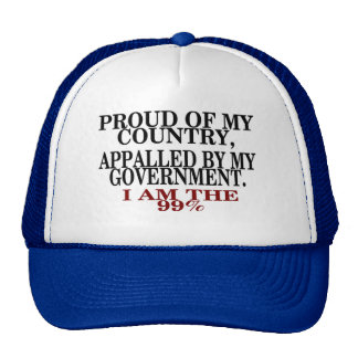 Proud of my Country Hats