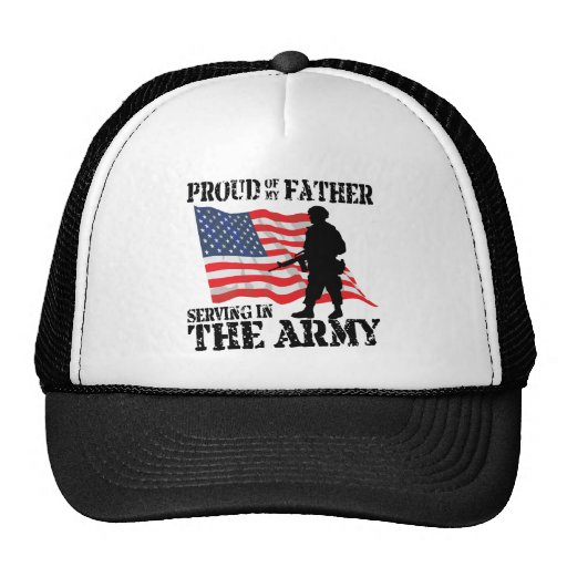 Proud of My Father Trucker Hat