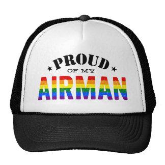 Proud of My Gay Airman Cap