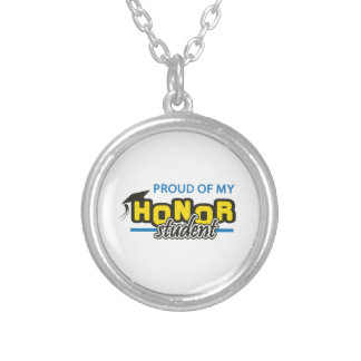 PROUD OF MY HONOR STUDENT PERSONALIZED NECKLACE