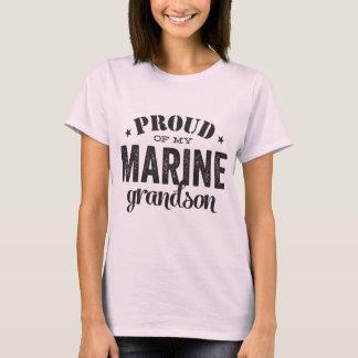 Proud of my MARINE grandson T-Shirt