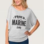 Proud of my MARINE son Shirt