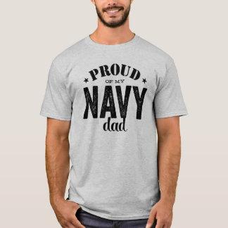 Proud of my Navy Dad T-Shirt