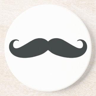 Proud of my Stache....Mustache Coaster