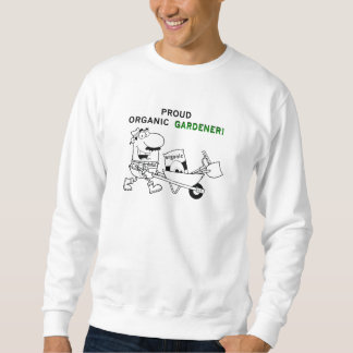 Proud Organic Gardener Tshirts and Gifts
