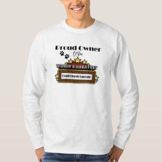 Proud Owner World's Greatest Grand Bleu de Gascogn Shirt