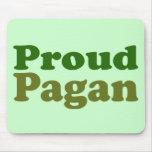 Proud Pagan Mouse Pad
