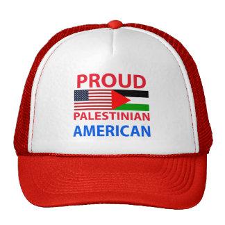 Proud Palestinian American Cap