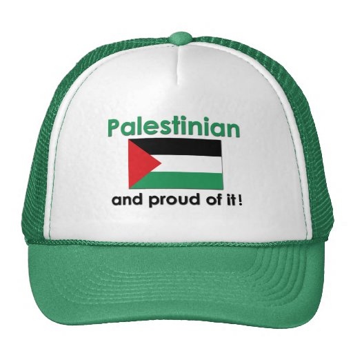 Proud Palestinian Mesh Hats