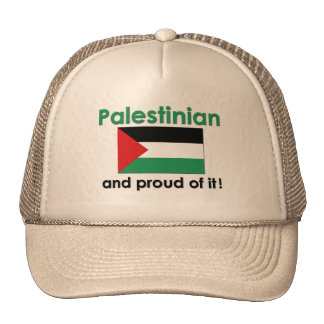 Proud Palestinian Trucker Hats