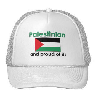 Proud Palestinian Hat