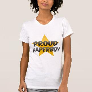 Proud Paperboy T Shirts