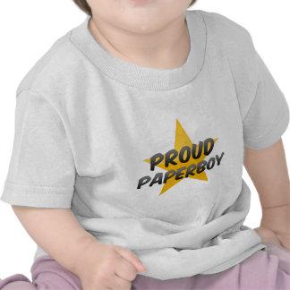 Proud Paperboy T-shirt