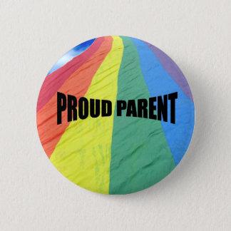 Proud Parent 6 Cm Round Badge
