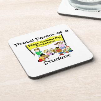 Proud Parent Beverage Coaster