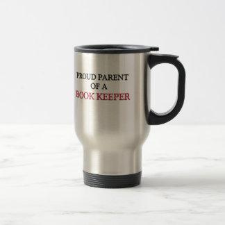 Proud Parent Of A BOOK KEEPER Coffee Mug