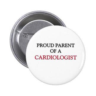 Proud Parent Of A CARDIOLOGIST Pins