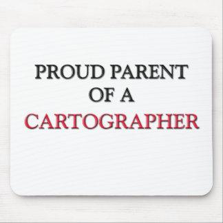Proud Parent Of A CARTOGRAPHER Mouse Pads