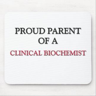 Proud Parent Of A CLINICAL BIOCHEMIST Mouse Mats