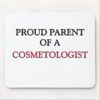 Proud Parent Of A COSMETOLOGIST Mouse Mat