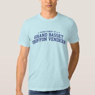 Proud Parent of a Grand Basset Griffon Vendéen Tee