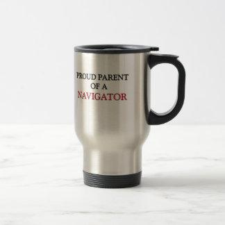 Proud Parent Of A NAVIGATOR Mug
