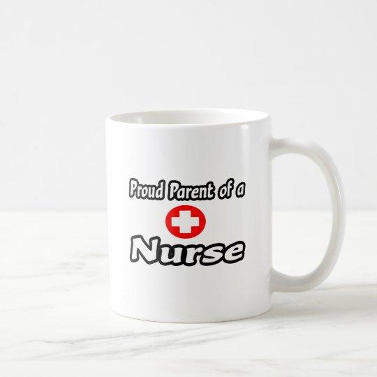 Proud Parent of a Nurse Coffee Mug