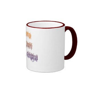 PROUD PARENT OF A NURSE COFFEE MUGS