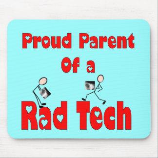 Proud Parent of a RAD TECH Mouse Pad