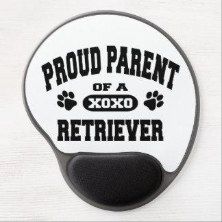 Proud Parent of a Retriever Gel Mousepad