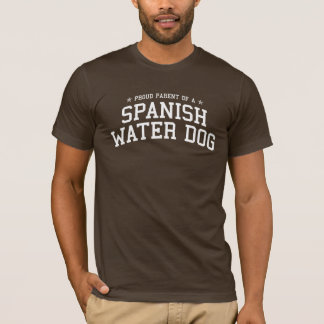 Proud Parent of a Spanish Water Dog Dark Tee