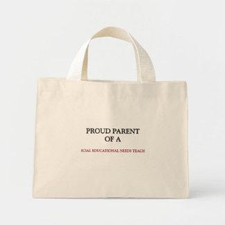Proud Parent Of A SPECIAL EDUCATIONAL NEEDS TEACHE Bags