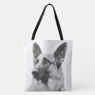 Proud Parent of a Spoiled German Shepherd Photo Tote Bag