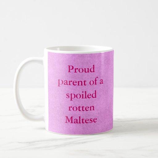Proud Parent of a Spoiled Rotten Pet Mug-Girl