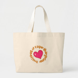 Proud Parent of a Super Kindergartener Bag