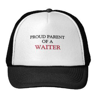 Proud Parent Of A WAITER Trucker Hat