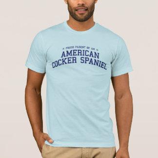 Proud Parent of an American Cocker Spaniel T-Shirt